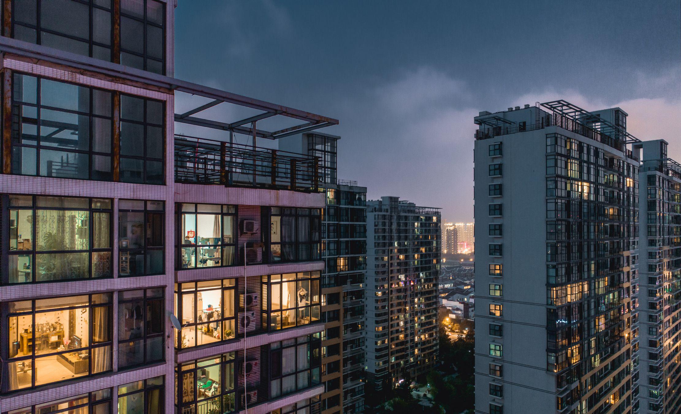 Condominiums -