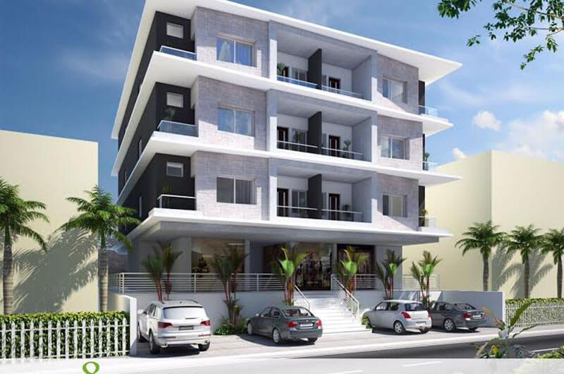 Service Apartments -